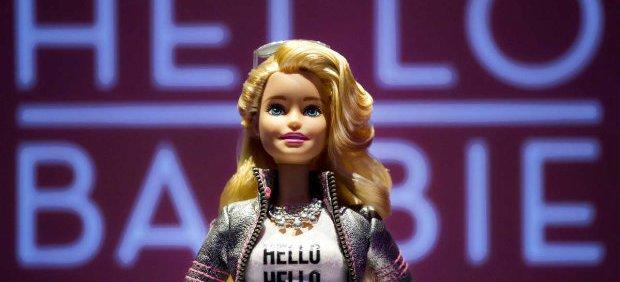 Hello Barbie, internet of things